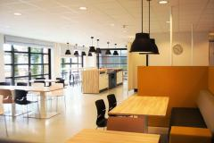 Restaurant Evenement Synderella U-Building